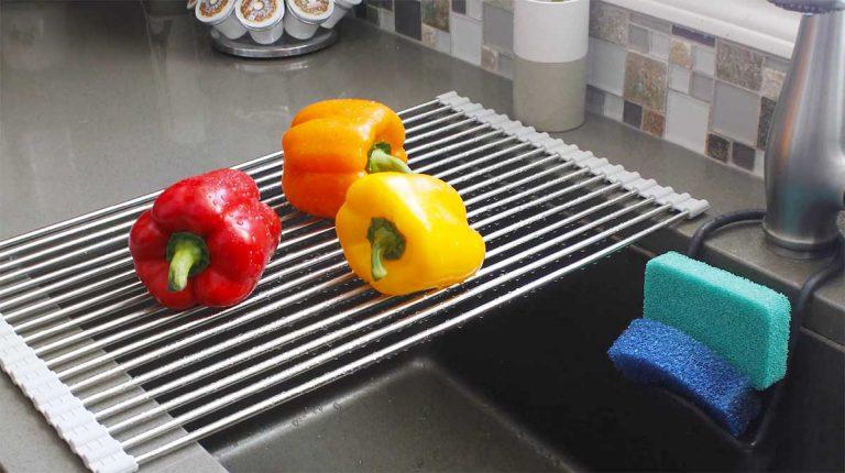 Best Roll-Up Dish Drying Racks
