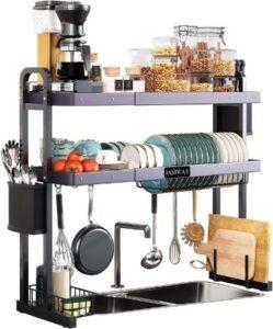 6. JASIWAY Dish Drying Rack