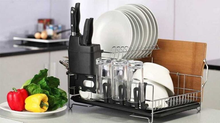 6 Best Rust-Proof Dish Rack Reviews | Latest Picks in 2021