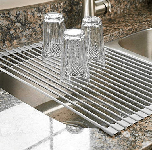 Top 5 Best Dish Rack Over The Sink In 2019 Dish Drying Racks