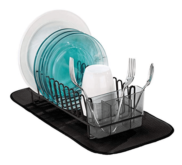 Best Dish Rack For Small Spaces Dish Drying Racks