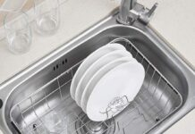 best stainless steel dish drying rack