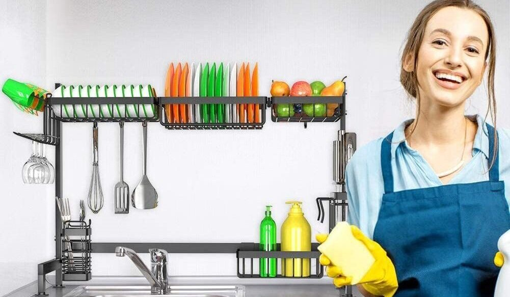 Dish Rack: ways to Prevent rust