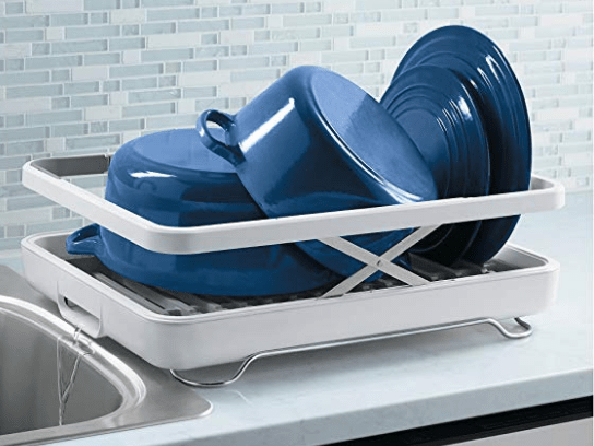 KOHLER (K-8631-0) Collapsible Dish Rack