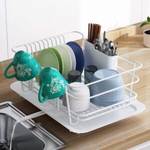 6 6. 1Easylife Dish Drainer for Kitchen