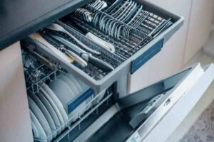 How to Load a Bosch Dishwasher
